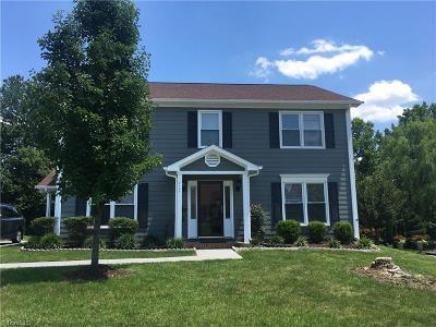 Adams Farm Single Family Home For Sale: 2105 Acorn Ridge Road