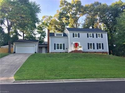Single Family Home For Sale: 1408 Sweetbriar Court