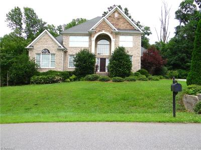 Kernersville Single Family Home For Sale: 2105 Summerlyn Park Drive