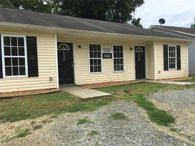 Guilford County Multi Family Home For Sale: 2509 Pinnix Street