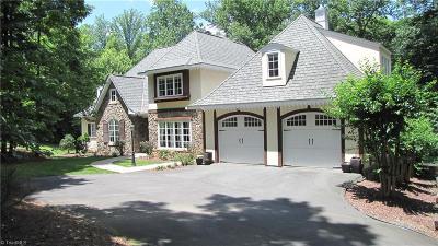 Winston Salem NC Single Family Home For Sale: $764,900