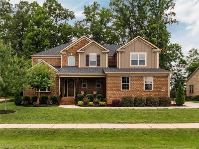 Greensboro Single Family Home For Sale: 6100 New Bailey Trail