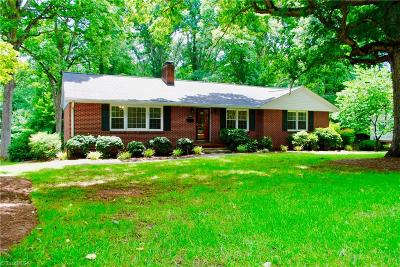 Single Family Home For Sale: 1075 N Peace Haven Road