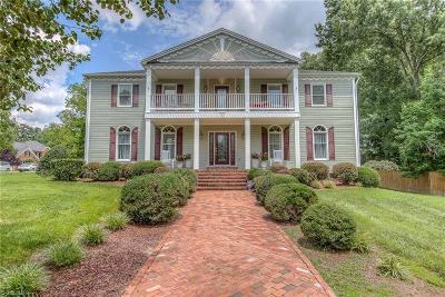 High Point Single Family Home For Sale: 3816 Edgewater Street