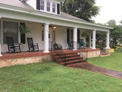 Stoneville Single Family Home For Sale: 104 Joyce Street