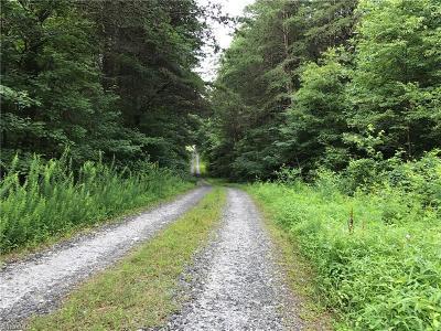 Oak Ridge Residential Lots & Land For Sale: 66 +/- Ac Bunch Road