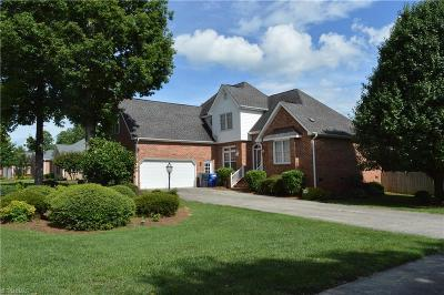 Kernersville Single Family Home For Sale: 1100 Reynolds Price Drive