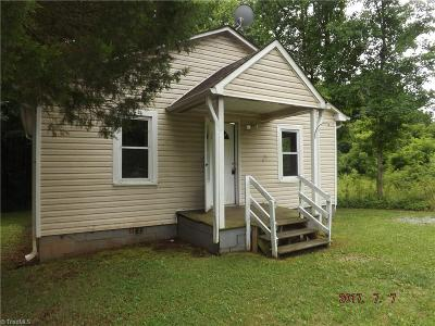 Alamance County Single Family Home For Sale: 719 W McKinley Street