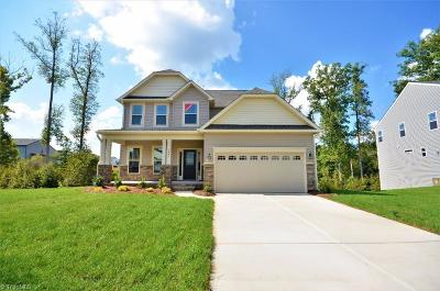 High Point Single Family Home For Sale: 2665 Lamplight Circle