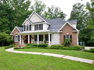 Stoneville Single Family Home For Sale: 510 Beagle Club Road