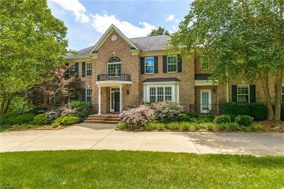 Oak Ridge NC Single Family Home For Sale: $799,000