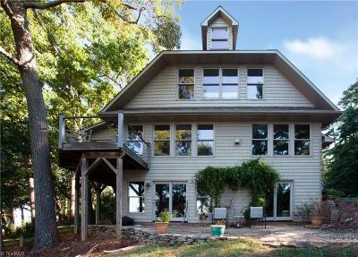 Davidson County Single Family Home For Sale: 1670 Beckner Road