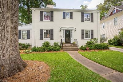 Guilford County Single Family Home For Sale: 1008 Eugene Street