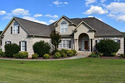 Oak Ridge Single Family Home For Sale: 5812 Crutchfield Farm Road