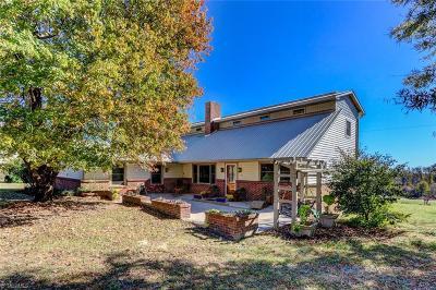 Rockingham County Single Family Home For Sale: 108 Benton Road