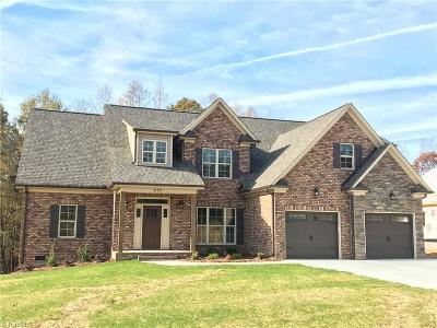 Clemmons Single Family Home For Sale: 177 Pennywhistle Lane