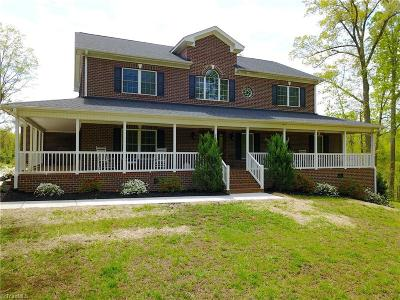 Single Family Home For Sale: 2382 Cornatzer Road
