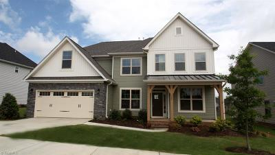 Alamance County Single Family Home For Sale: 247 (Lot 42) Granger Trail