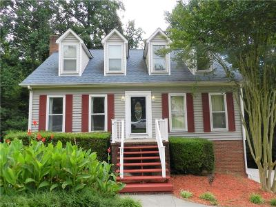 Trinity NC Single Family Home For Sale: $152,000