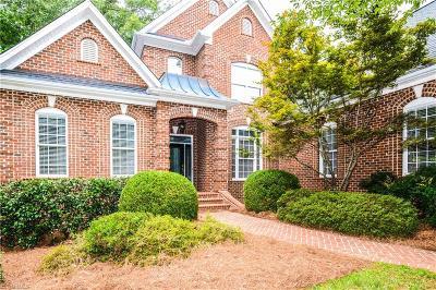 Greensboro Single Family Home For Sale: 2515 North Beech Lane