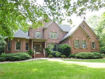 Summerfield Single Family Home For Sale: 7207 Horseshoe Bend Trail