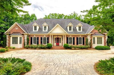 Greensboro NC Single Family Home For Sale: $775,000