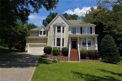 Alamance County Single Family Home For Sale: 103 Winged Foot Court