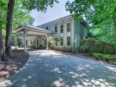 Guilford County Single Family Home For Sale: 7308 Hepatica Lane
