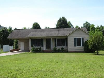 Caswell County Single Family Home For Sale: 4015 Hodges Dairy Road