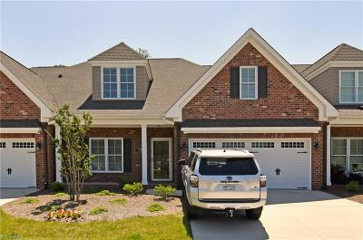 Kernersville Condo/Townhouse For Sale: 1787 Angus Ridge Drive