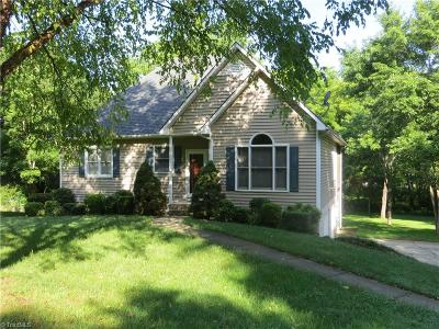 Clemmons West Single Family Home For Sale: 3482 Bramlet Court