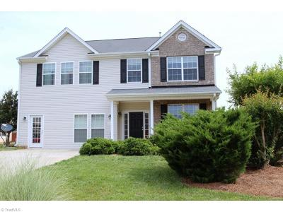 Alamance County Single Family Home For Sale: 2403 Macdougall Drive