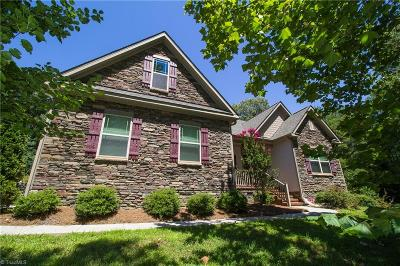Kernersville Single Family Home For Sale: 1550 Pike Place Court