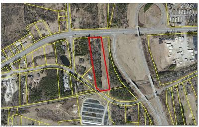 Guilford County Commercial Lots & Land For Sale: 4410 Burlington Road