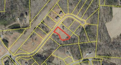 Guilford County Residential Lots & Land For Sale: 5621 Crooked Oak Drive