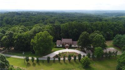 Single Family Home For Sale: 1075 Oak Hill Farm Road