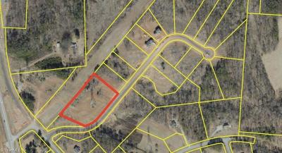 Guilford County Residential Lots & Land For Sale: 5652 Crooked Oak Drive