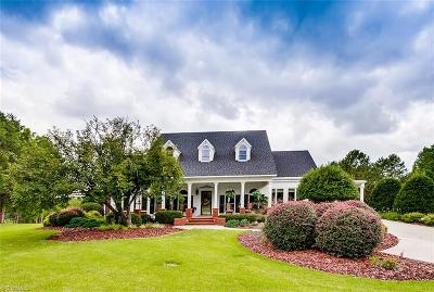 Denton NC Single Family Home For Sale: $1,250,000