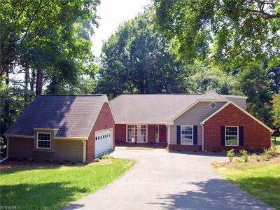 Advance Single Family Home For Sale: 160 Bent Street