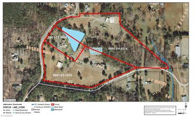 Chapel Hill NC Residential Lots & Land For Sale: $1,850,000