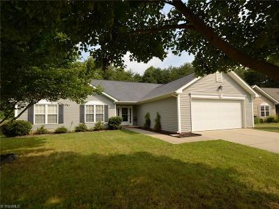 Guilford County Single Family Home For Sale: 6312 Birch Pond Road