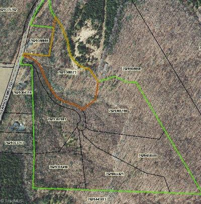 Asheboro Residential Lots & Land For Sale: Lot 2 Granite Ridge Road
