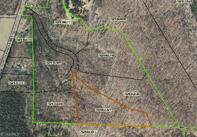 Asheboro Residential Lots & Land For Sale: Lot 5 Granite Ridge Road