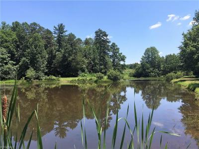 Yadkin County Residential Lots & Land For Sale: Bobs Lake Road