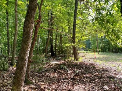 Asheboro Residential Lots & Land For Sale: Lot 1 Lassiter Mill Road