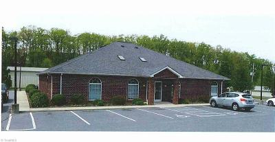 Asheboro Commercial For Sale: 327 Rock Crusher Road