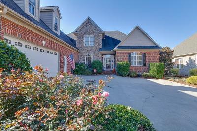 Bermuda Run Single Family Home For Sale: 361 Orchard Park Drive
