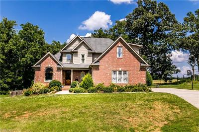 Alamance County Single Family Home For Sale: 3041 Mattie Florence Drive