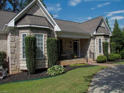 Pfafftown Single Family Home For Sale: 4634 Pebble Lake Drive
