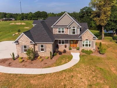 Greensboro Single Family Home For Sale: 594 Hiltons Landing Drive